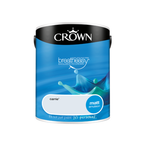 Crown Matt Emulsion Paint Carrie
