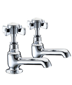 Cashel Basin Taps Chrome