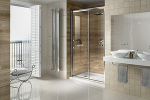 Image Showers i6 Sliding Door 6mm Glass