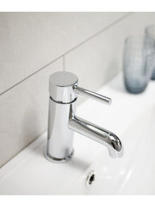 Harrow Mono Basin Mixer Chrome