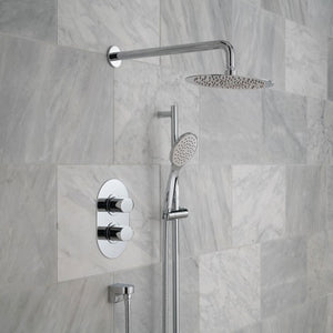 Vado Life 2 Outlet Thermostatic Shower Set