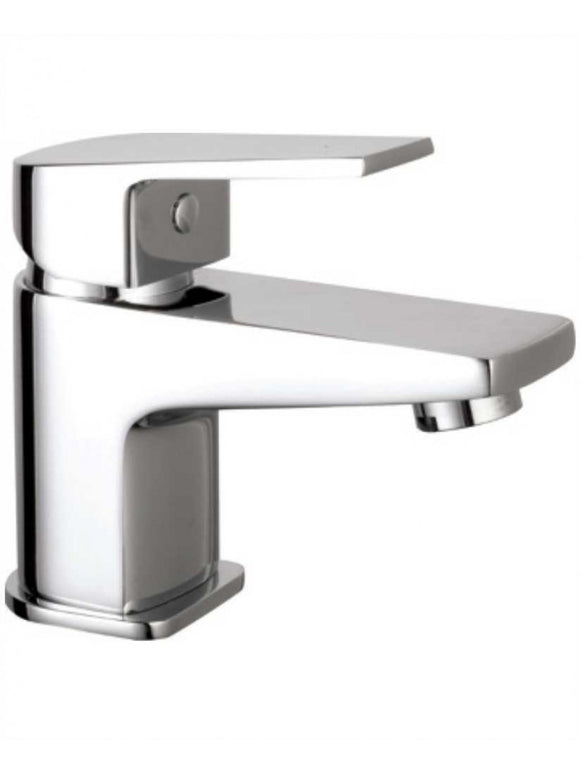 Neo Basin Mixer including FREE Click Clack Basin Waste with Chrome Finish