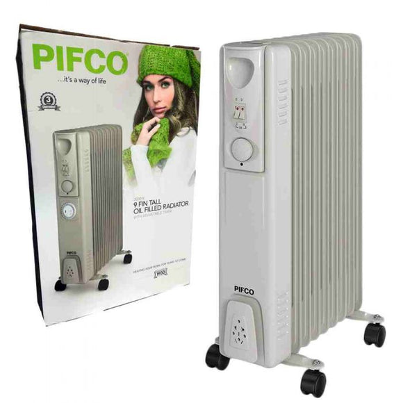 Pifco Oil Radiator 2000W