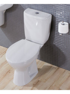 Havana Closed Coupled Toilet with standard seat
