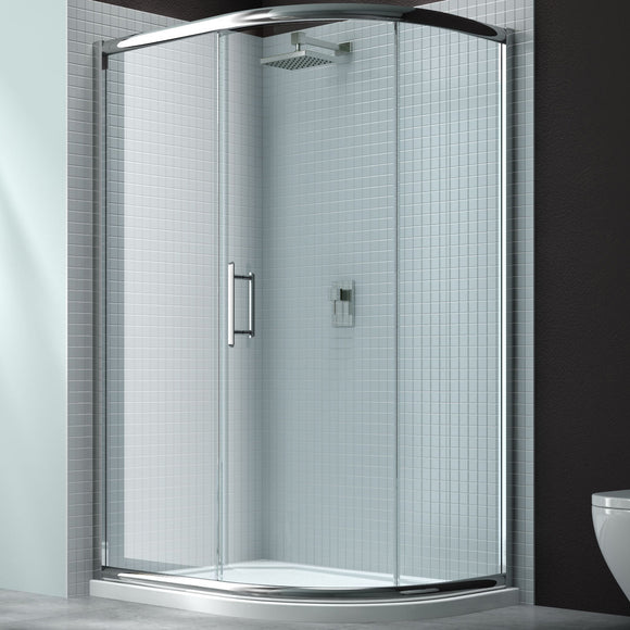 Merlyn Series 6 1 Door Quadrant - Various Sizes Available