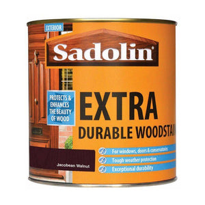 Sadolin EXTRA Durable Woodstain 2.5L Light Oak