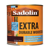 Sadolin EXTRA Durable Woodstain 5L Jacobean Walnut