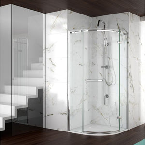 Merlyn Series 8 Frameless Door