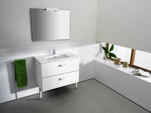 Roca Victoria Basic Vanity & Basin inc V2 Tap * SPECIAL OFFER