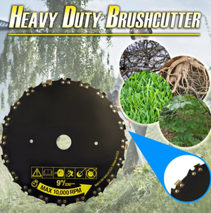 Load image into Gallery viewer, Heavy Duty Brush Cutter Blade