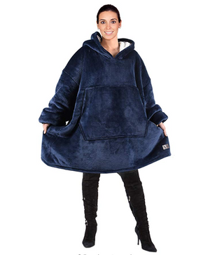 Load image into Gallery viewer, Oversized Hoodie Blanket