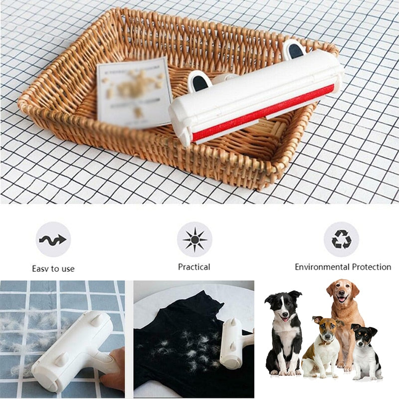 Load image into Gallery viewer, Fur Roller Pet Hair Remover