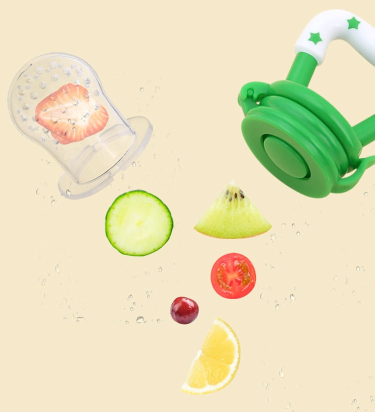Load image into Gallery viewer, Fruit Feeder Pacifier