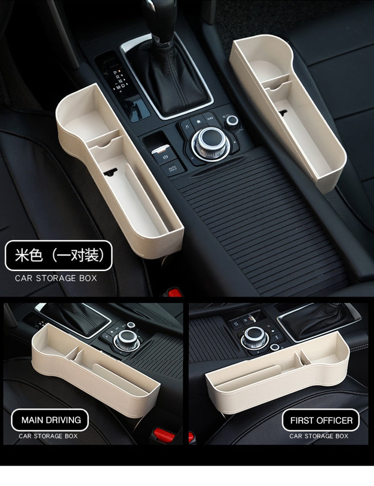 Load image into Gallery viewer, Car Seat Storage Bag Box Organizer
