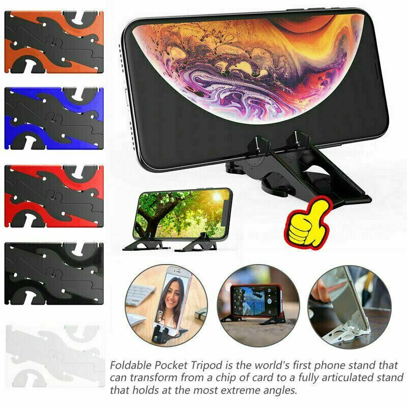 Universal Adjustable Foldable Phone Holder