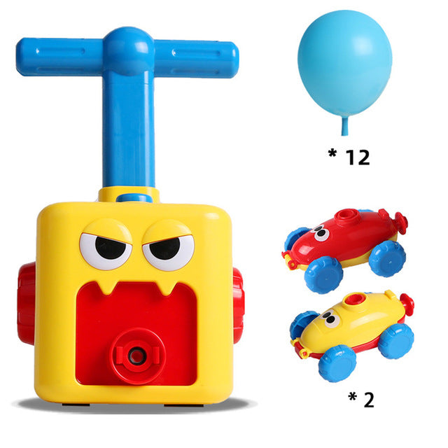 Power Balloon Car Toy