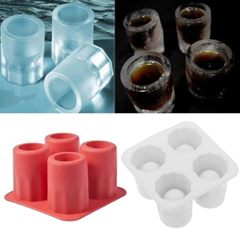 Load image into Gallery viewer, Ice Shot Glass Mold