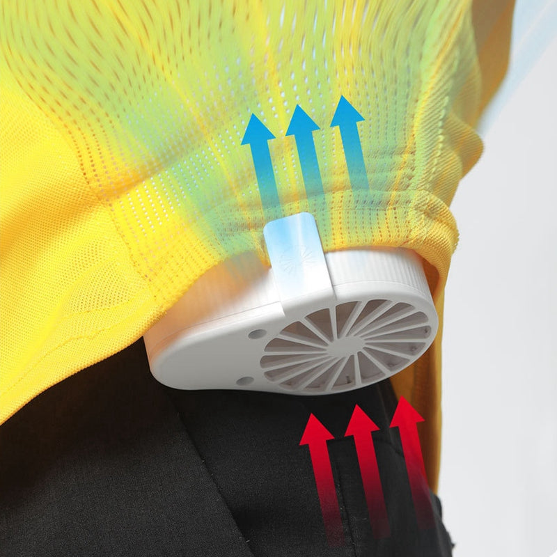 Powerful Portable Waist Fan