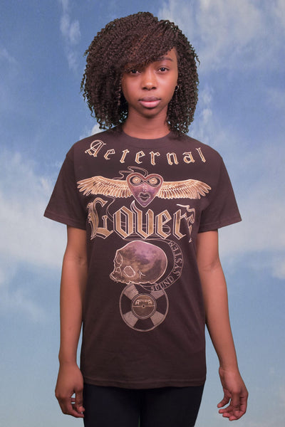 Yadah in OLD School Lovers Tee
