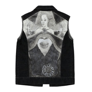 Aeternal Killa Sound Denim Vest