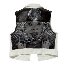 Load image into Gallery viewer, Aeternal Lovers Killa Sound III Denim Vest