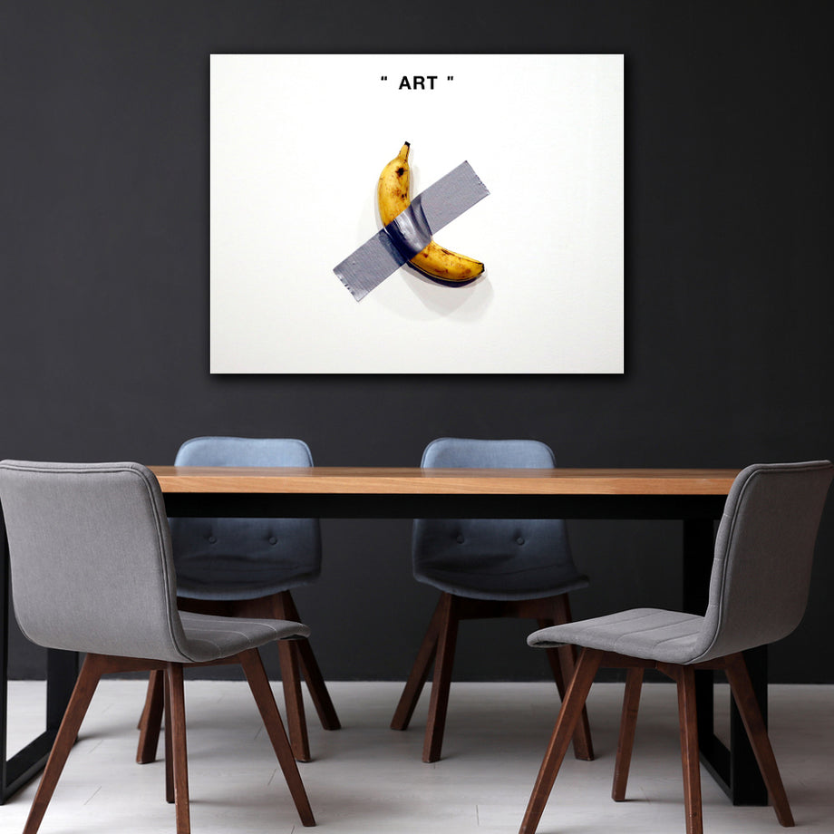 Comedy Banana Art