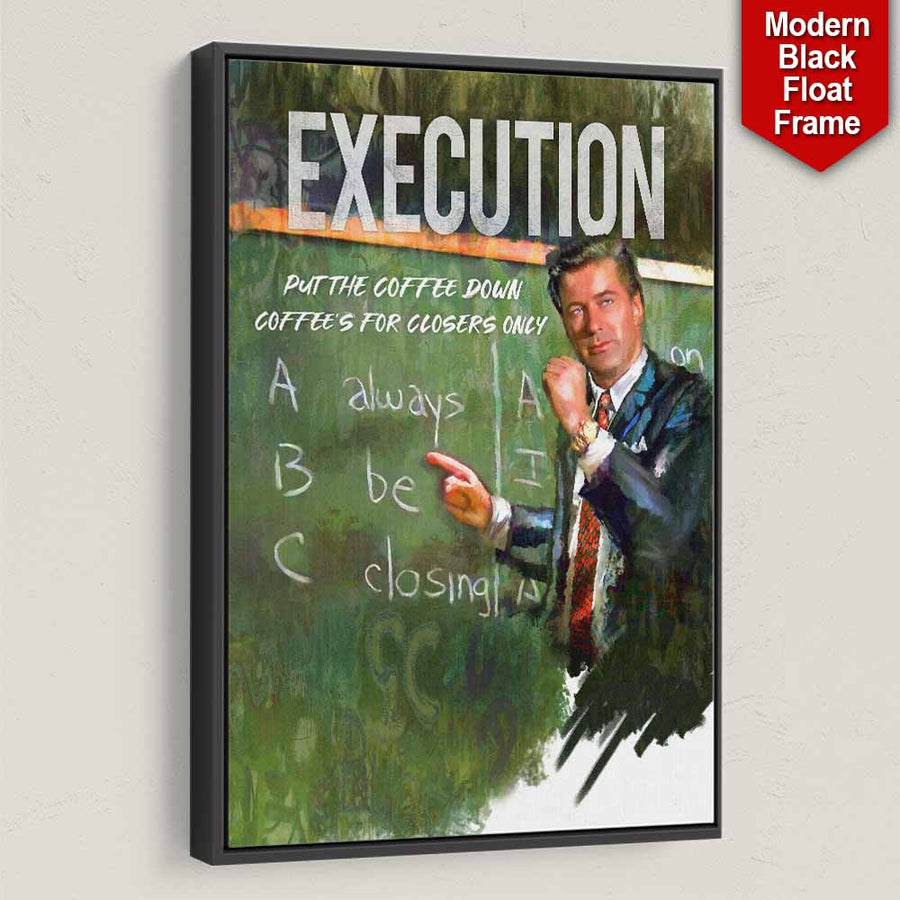 Execution Movie Quote - Symbolic Designs