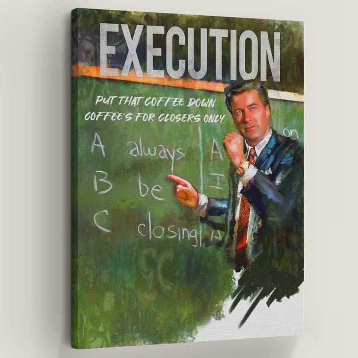 Execution Movie Quote