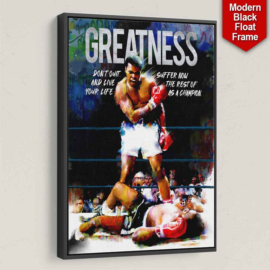 Greatness Movie Quote - Symbolic Designs