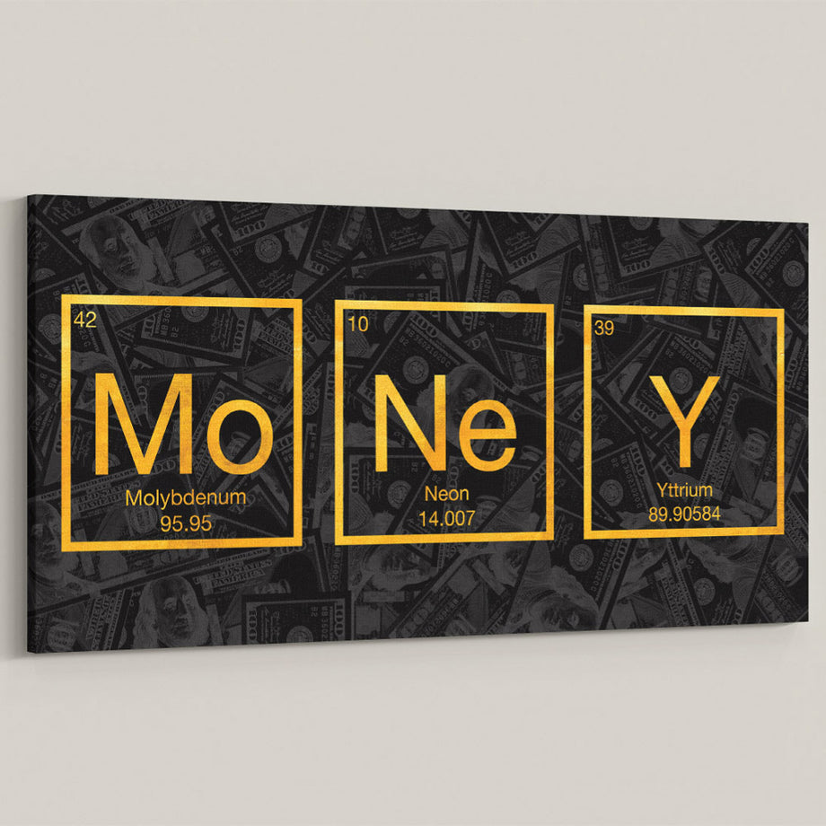 Money Molecule