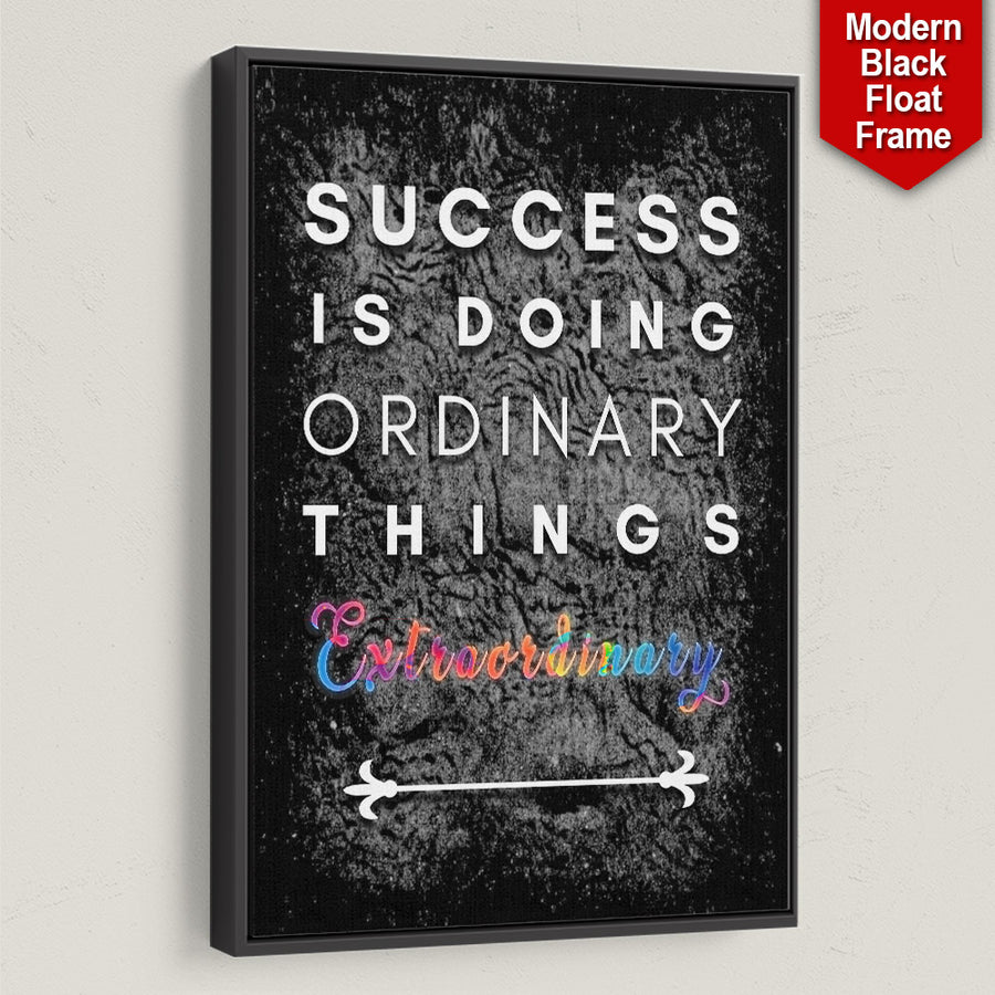 Extraordinary Success - Symbolic Designs