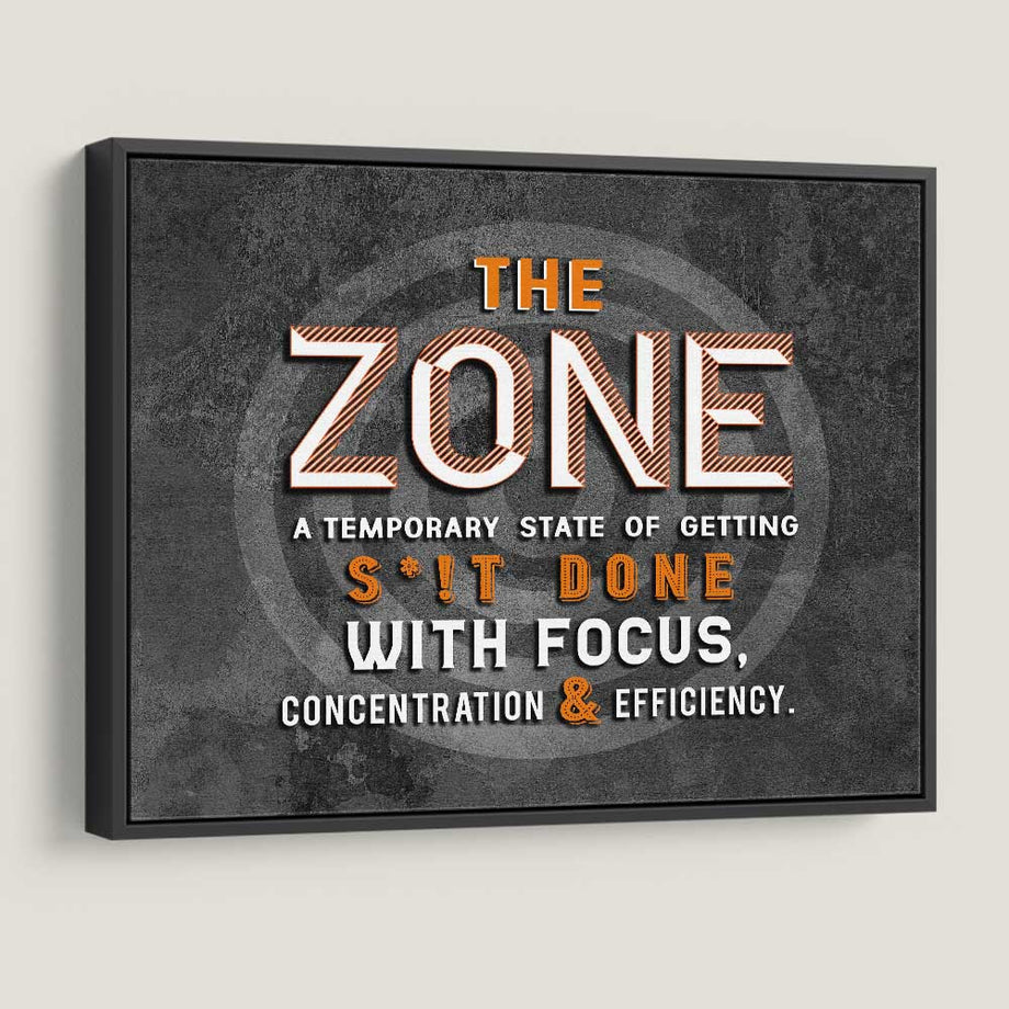 In The Zone - Symbolic Designs