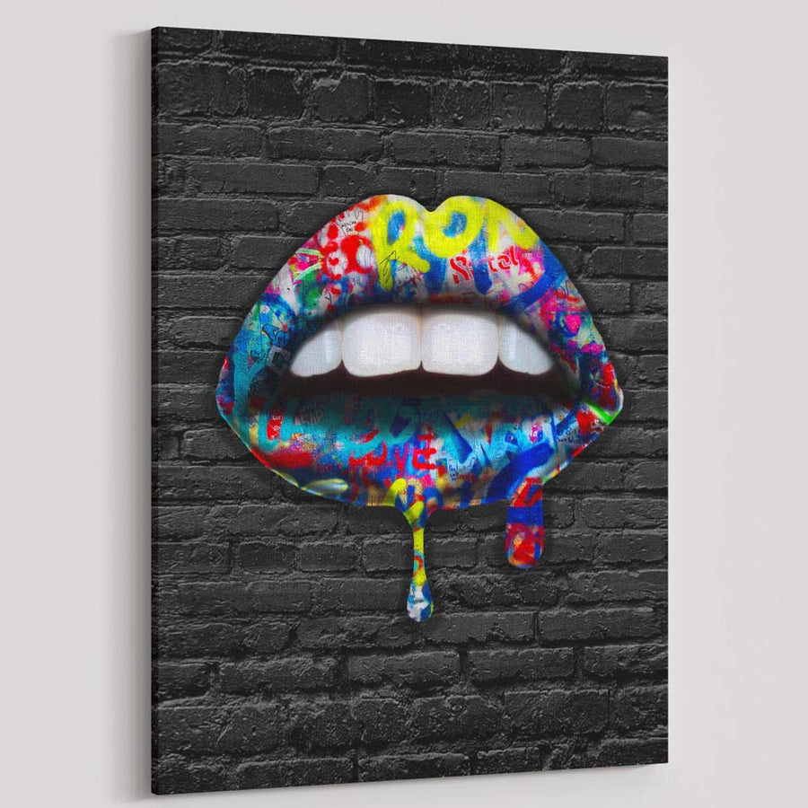 Graffiti Kiss - Symbolic Designs