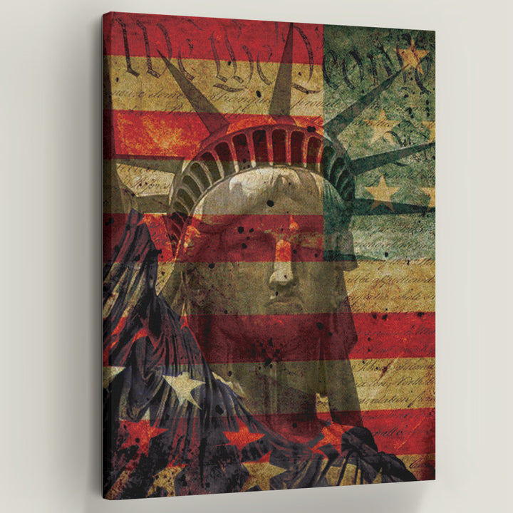 "Liberty and Justice for All! Introducing ""We The People"" a part of our America Collection."