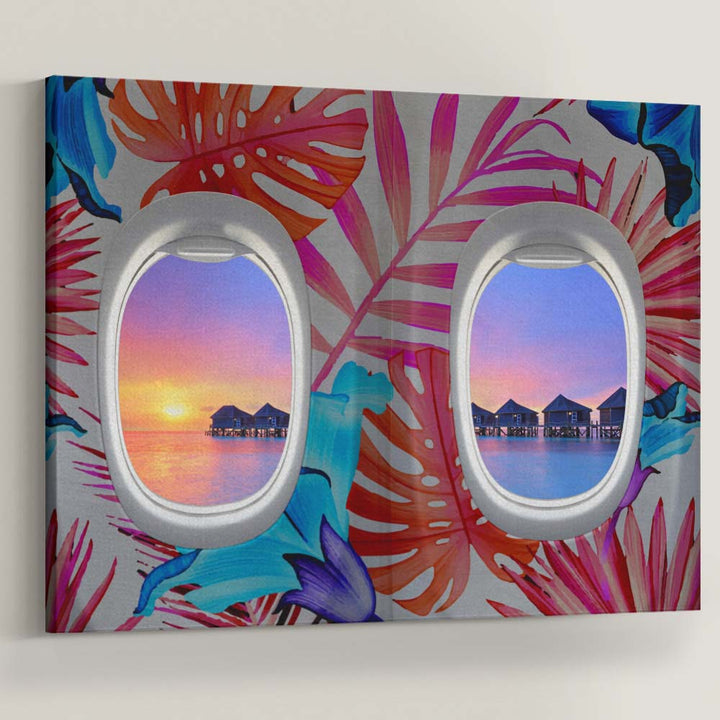 "Open the window to life and let the light shine in! Introducing ""First Class Views (Island)"" a part of our Unwind Collection."