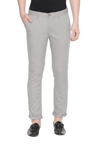 BASICS TAPERED FIT LONDON FOG STRETCH TROUSER-20BTR46032