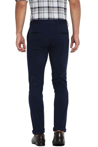 BASICS TAPERED FIT TOTAL ECLIPSE STRETCH TROUSER-20BTR46054