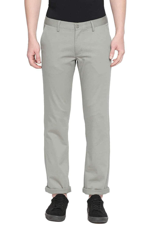 BASICS TAPERED FIT LAUREL STRETCH TROUSER-20BTR46070