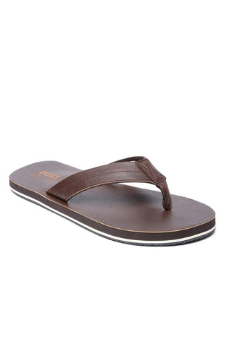 BASICS ACCESSORIES JAVA BROWN FLIP FLOPS-17BHC36579 (4491121655889)