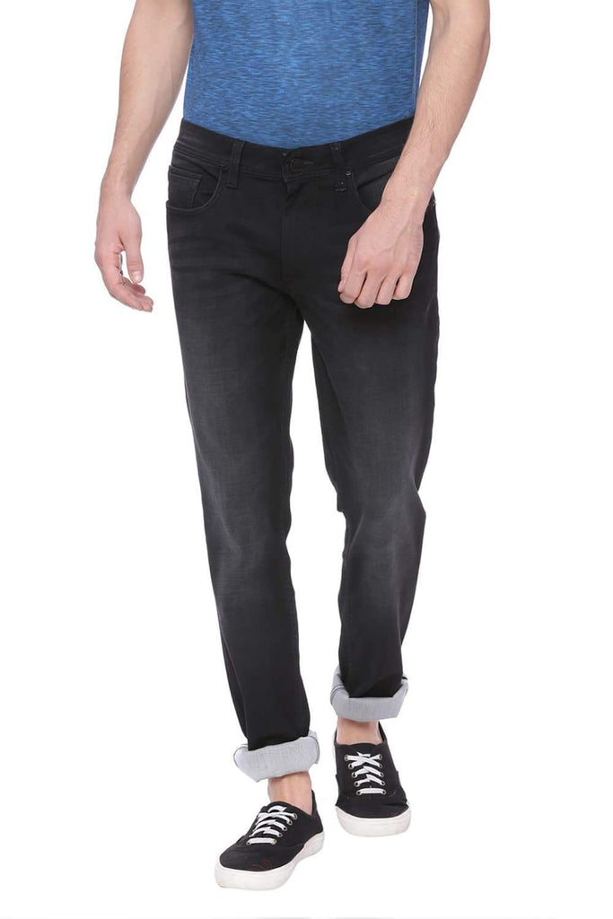BASICS BLADE FIT ANTHRACITE STRETCH JEAN-18BJN38043 (4491040686161)