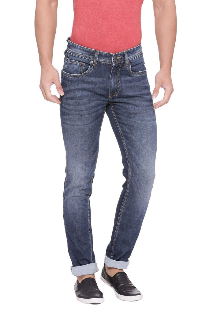 BASICS BLADE FIT OMBRE BLUE STRETCH JEAN-18BJN39844 (4491195285585)