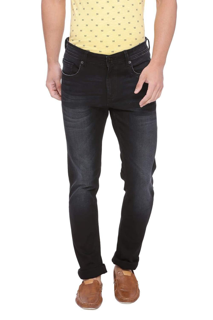 BASICS BLADE FIT PHANTOM STRETCH JEAN-18BJN39817 - BasicsLife