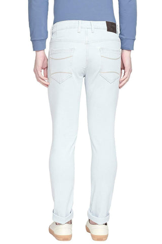 BASICS BLADE FIT SPA BLUE STRETCH JEANS-20BJN43888 - BasicsLife