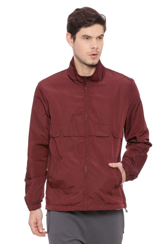 BASICS COMFORT FIT HOT CHOCOLATE NO FILL JACKET-18BJK39633