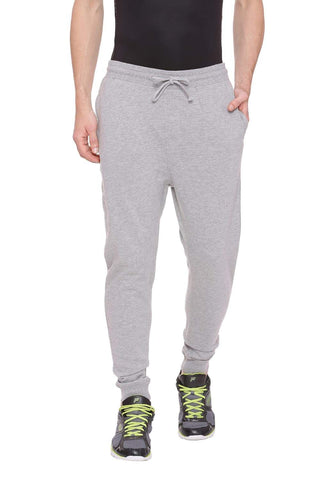 BASICS JOGGER FIT MOONSHINE KNITTED TRACK PANT-19BTP42668 (4491593252945)