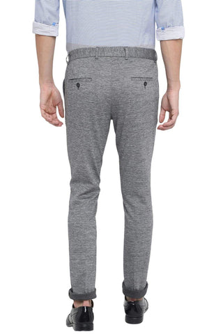 BASICS TAPERED FIT GRIFFIN KNIT TROUSER-18BTR39564 (4491557535825)