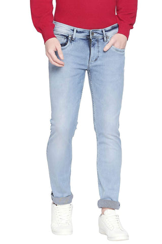 BASICS TORQUE FIT BALTIC SEA STRETCH JEANS-20BJN43900 - BasicsLife