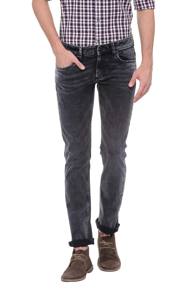 Basics Torque Fit Castle Rock Jean Front