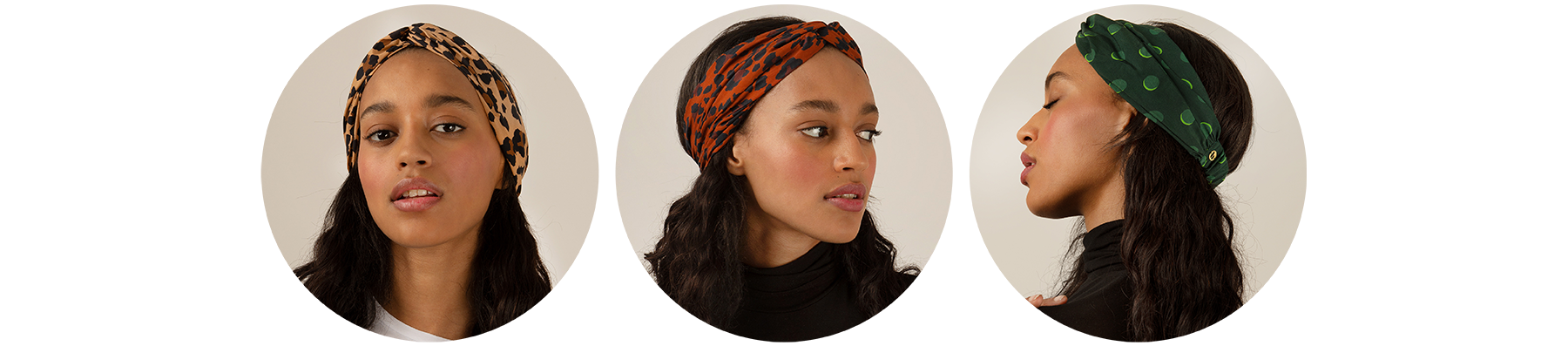 BLOM Lover Headbands Ecological TENCEL
