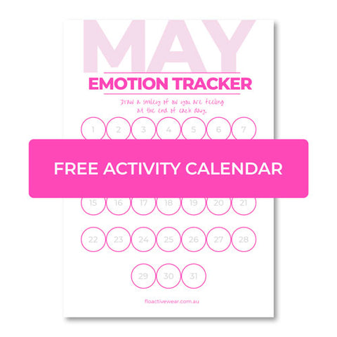 Free Motivational May Download Calender